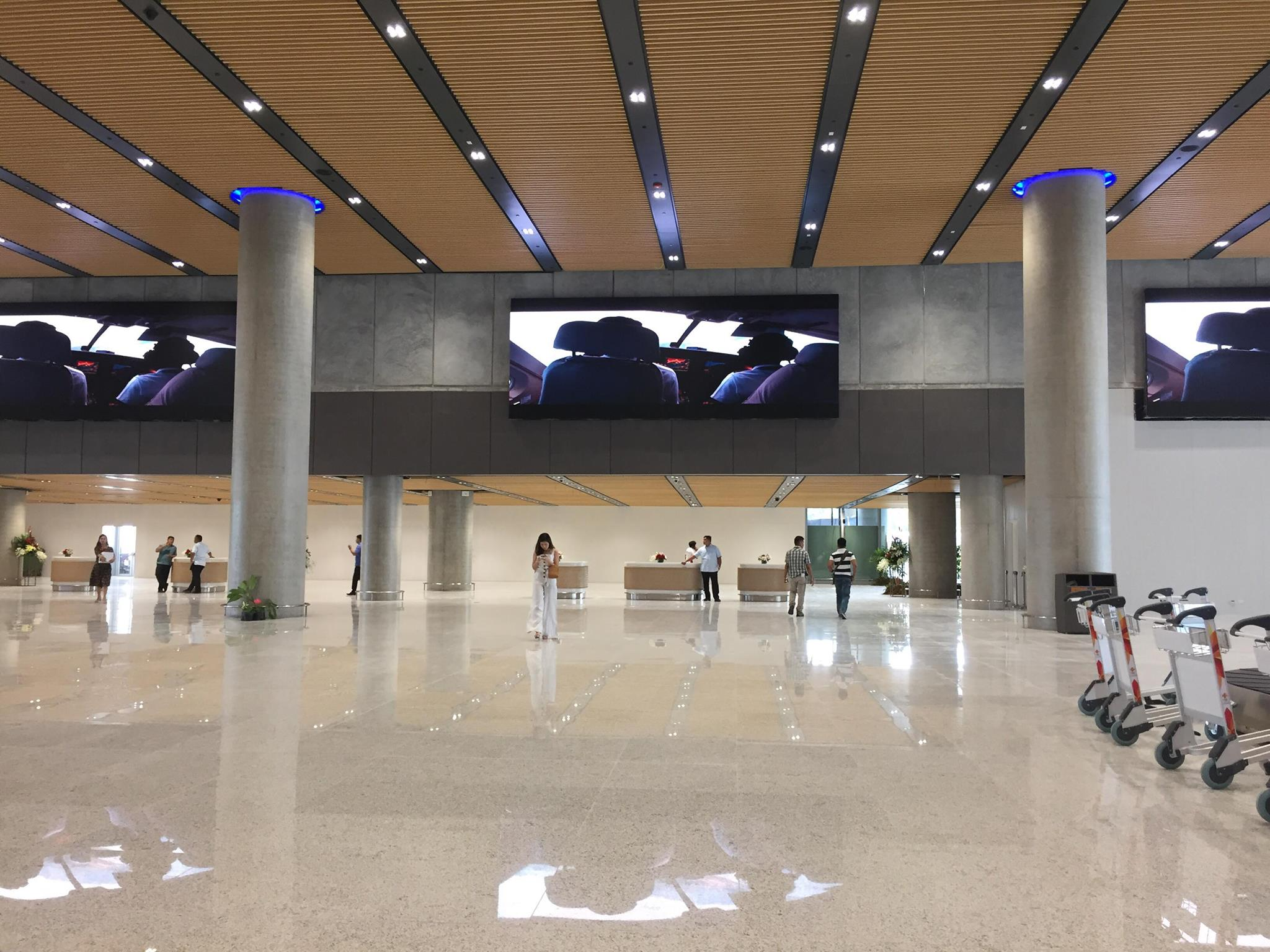 Mactan-Cebu International Airport Terminal 2 | Photo by PTV