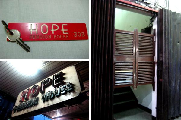Hope Pension House