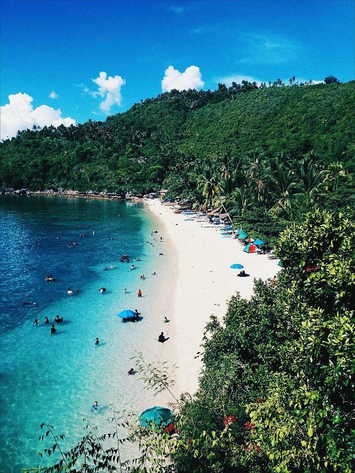 Hermit's Cove in Aloguinsan Cebu