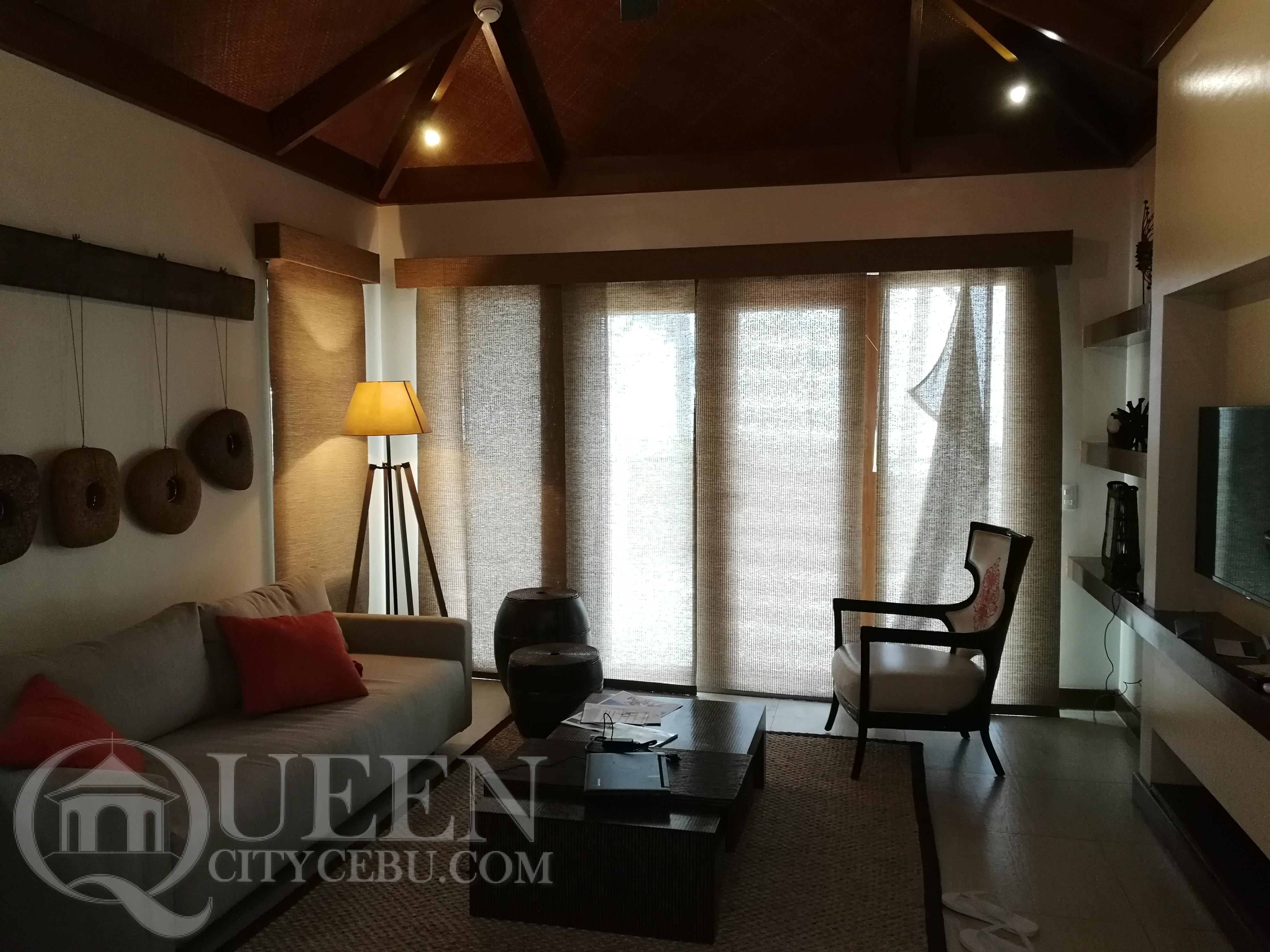 Crimson Resort's Beach Casita Villa Receiving Area