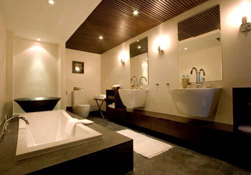 abaca suite bathroom