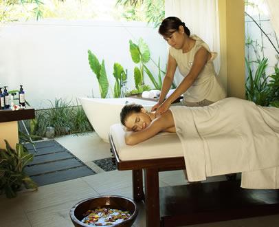aum spa massage