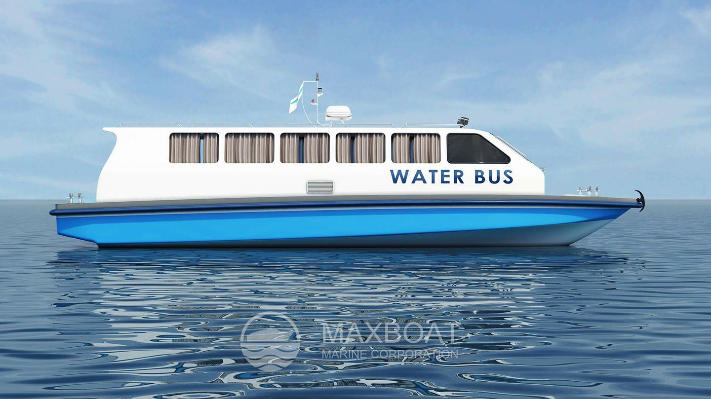 maxboat water bus