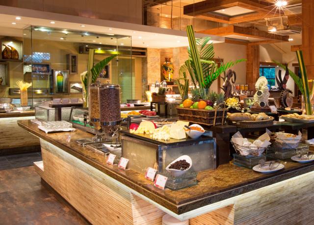 saffron breakfast buffet