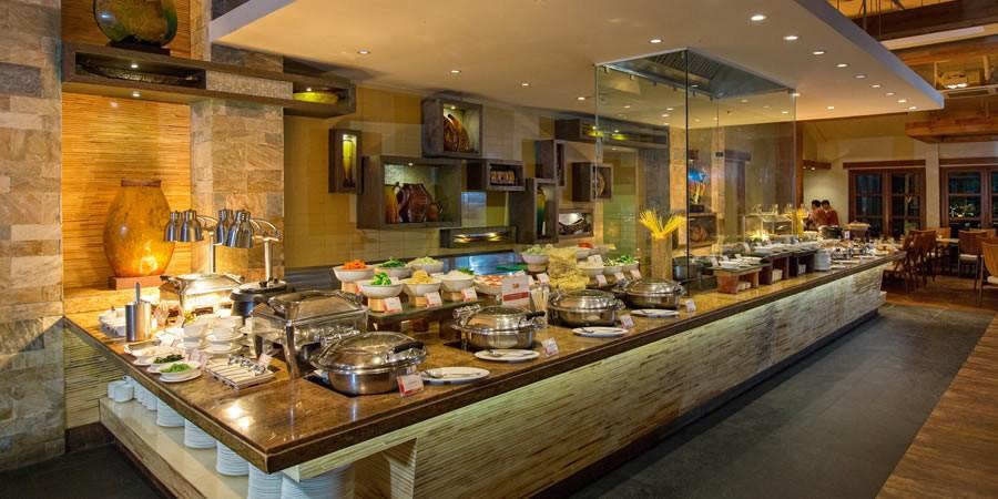 saffron buffet