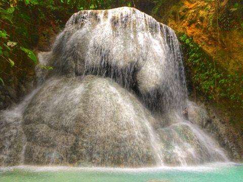 Aguinid Falls, Samboan | Photo by Jessa May Pepito