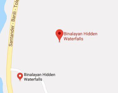 Binalayan Map