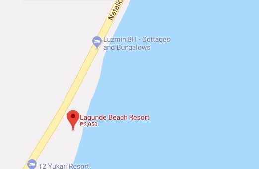 Lagunde Map