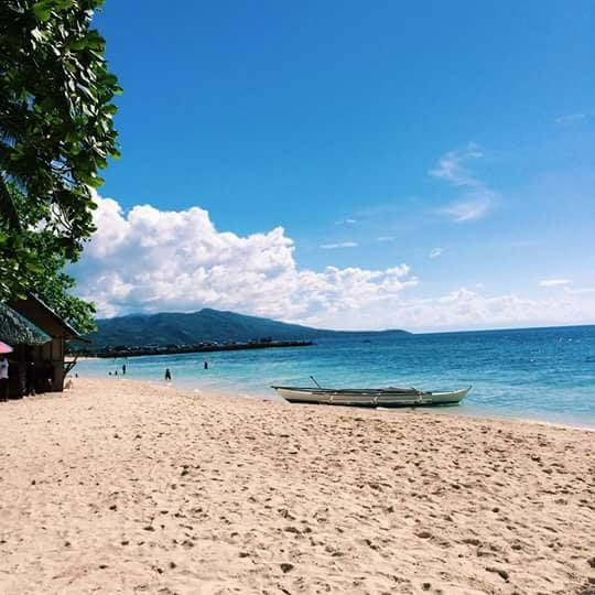 Lambug Beach, Badian | Photo by NiCey Rivero