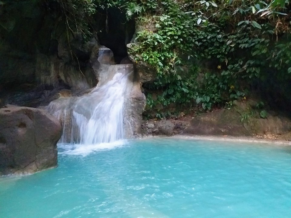 Busay Falls, Camotes | Photo by Heaven Clint Bergado