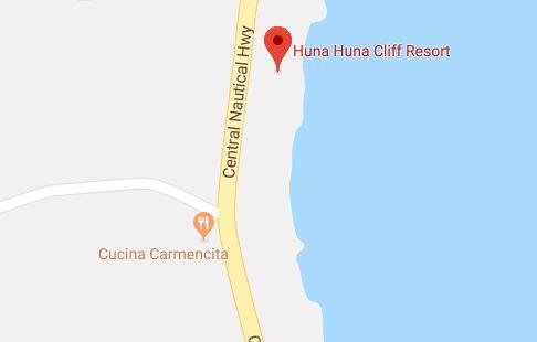 Huna Map