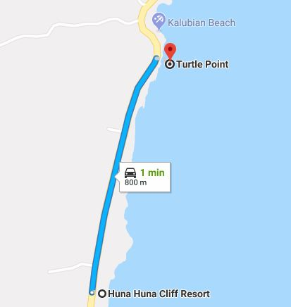 Turtle Map