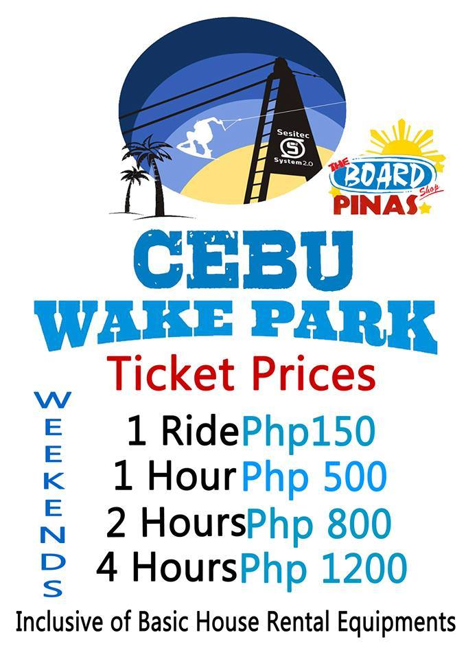 Cebu Wake Park, Liloan