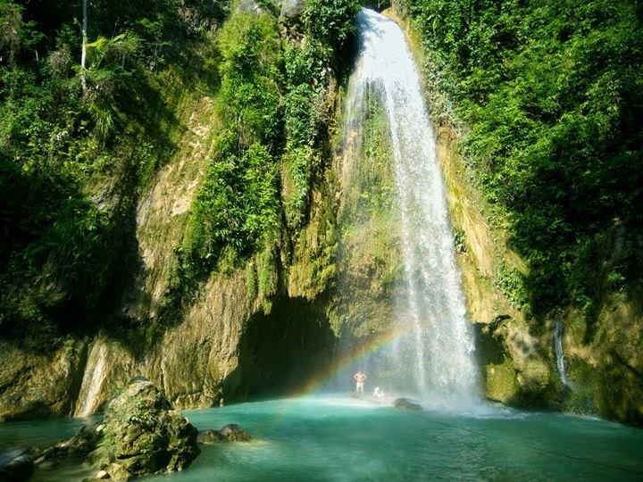 Inambakan Falls, Ginatilan   Photo by Neilson Alon Aloyan