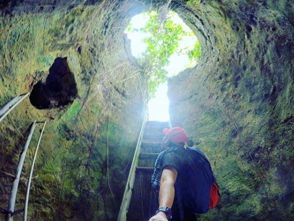 Lantawan Tunnel, Tuburan | Photo Source: Instagram
