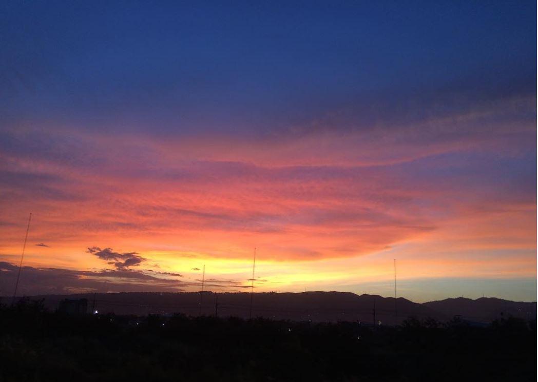 SRP Sunset | Photo by Apple Prieto