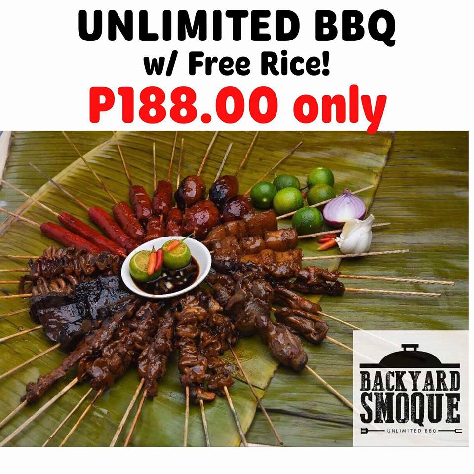 Unlimited Barbeque | Backyard Smoque