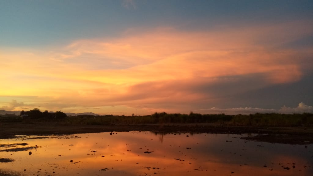 Mandaue Sunset | Photo by Albert Wall