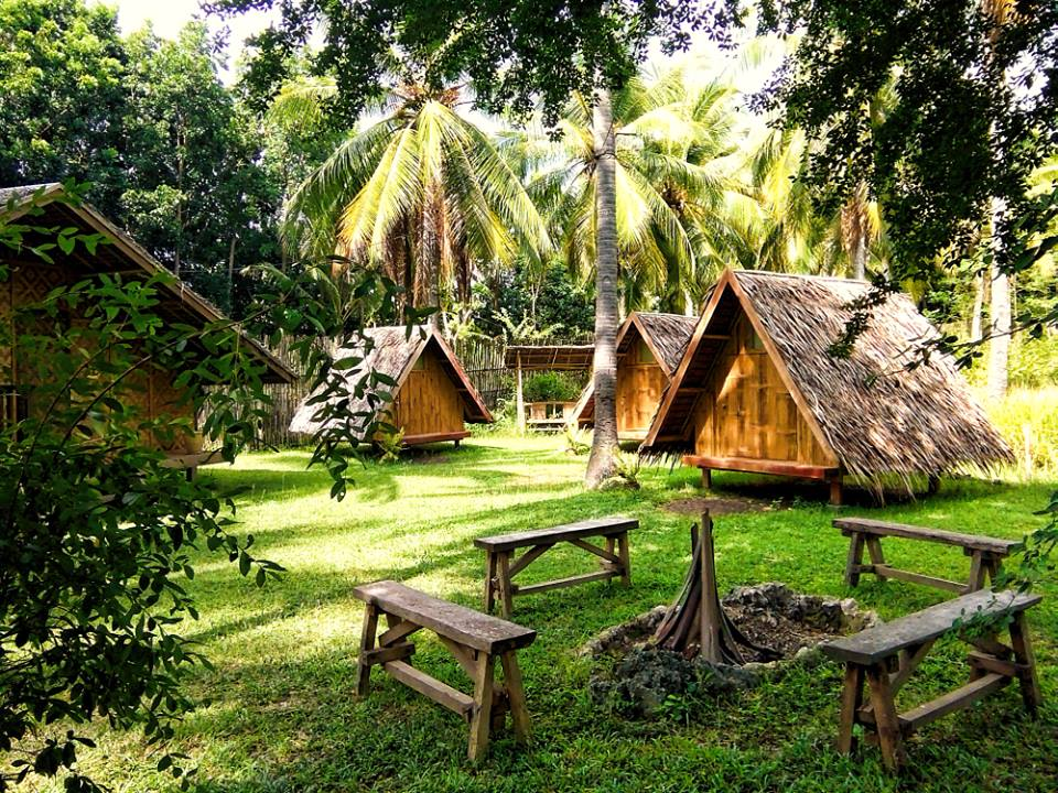 Photo by Archery-Asia Nipa Huts