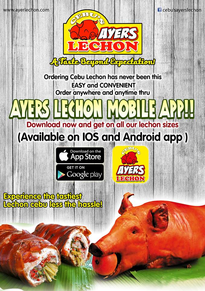 Photo fom Ayers Lechon