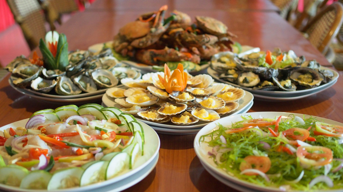 Photo from Tongs Seafood Buffet