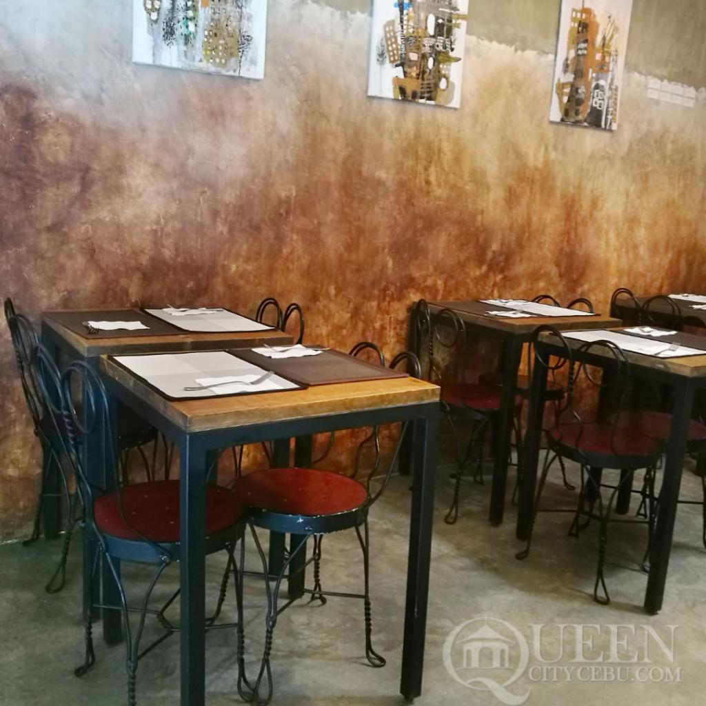 Sunzibar Saboroso tables