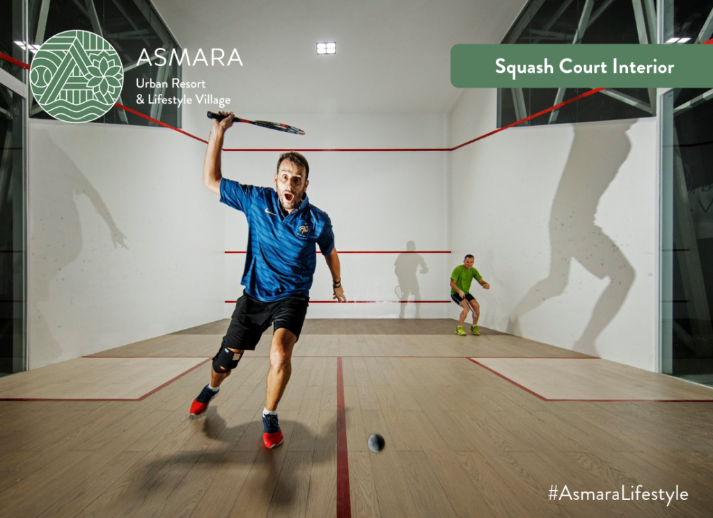 Asmara squash court