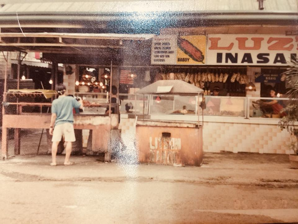Luz's Inasal: Serving your Favorite Lechon since 1979. Photo from Facebook Page