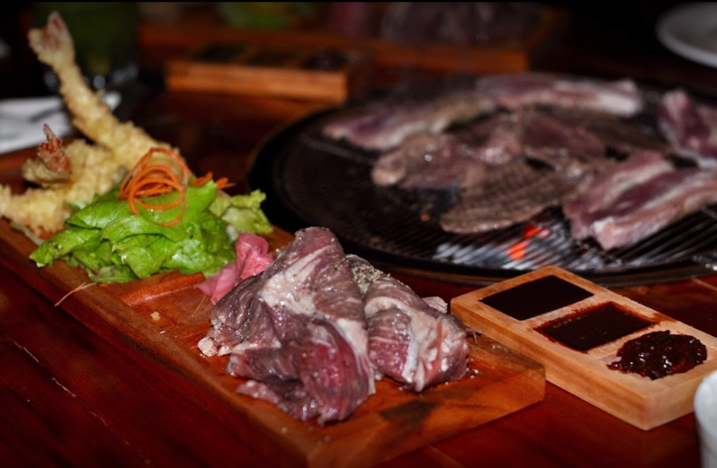 Kugita Seafood and Charcoal Grill