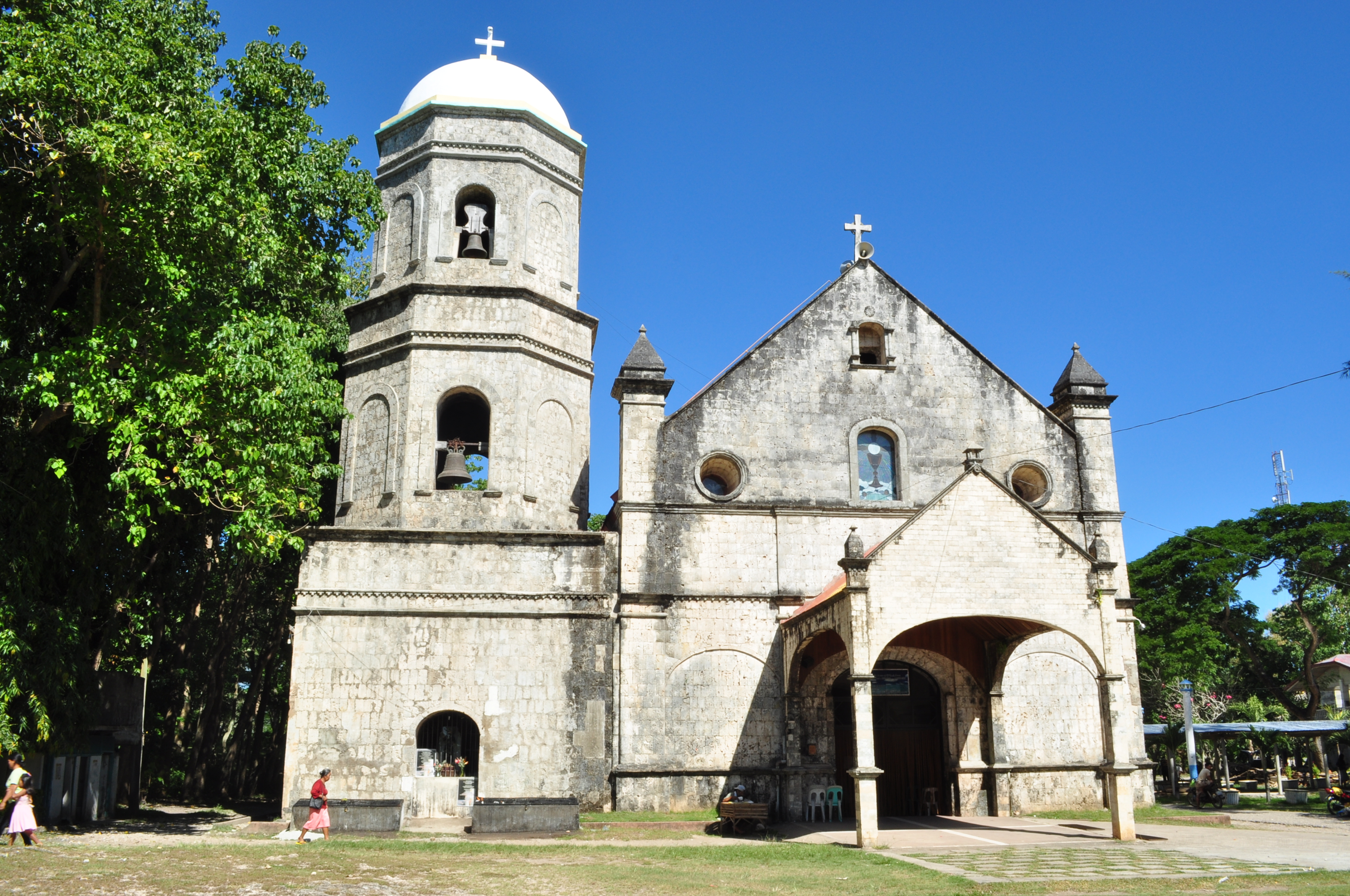 San Guillermo Parish Church. Photo from Joelaldor