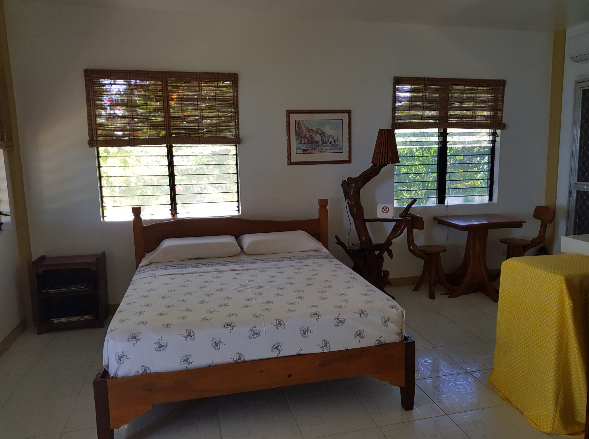 Pine 1 airconditioned Room. Photo from Sea Turtle Lagoon Resort's Facebook Page