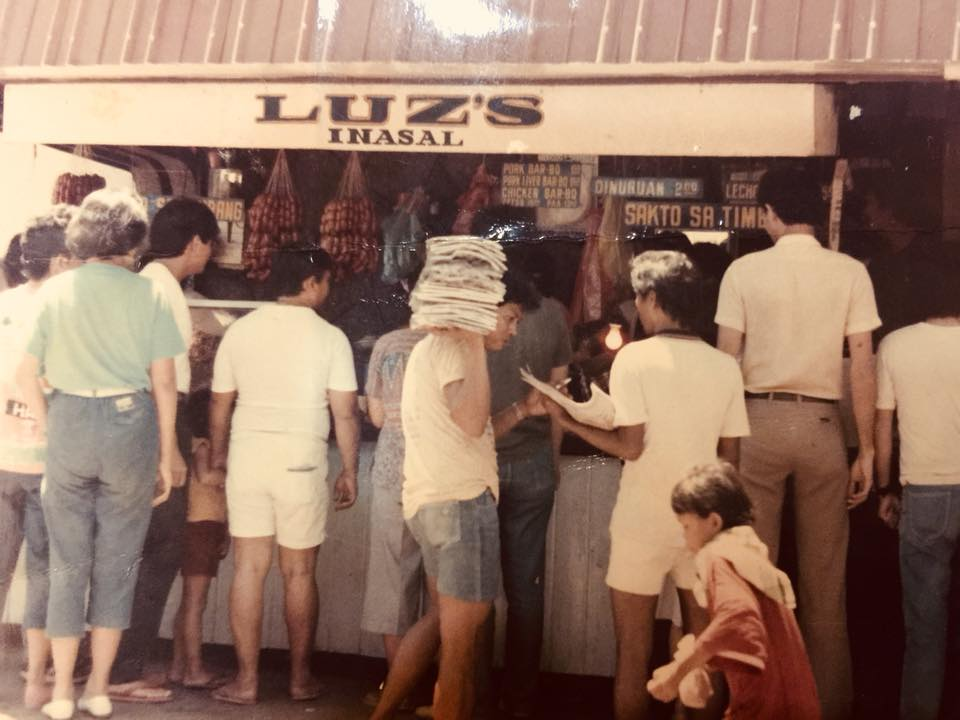 Luz's Lechon Inasal Baboy/Manok. Photo from Facebook Page