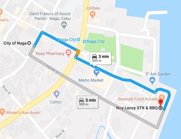 noy map