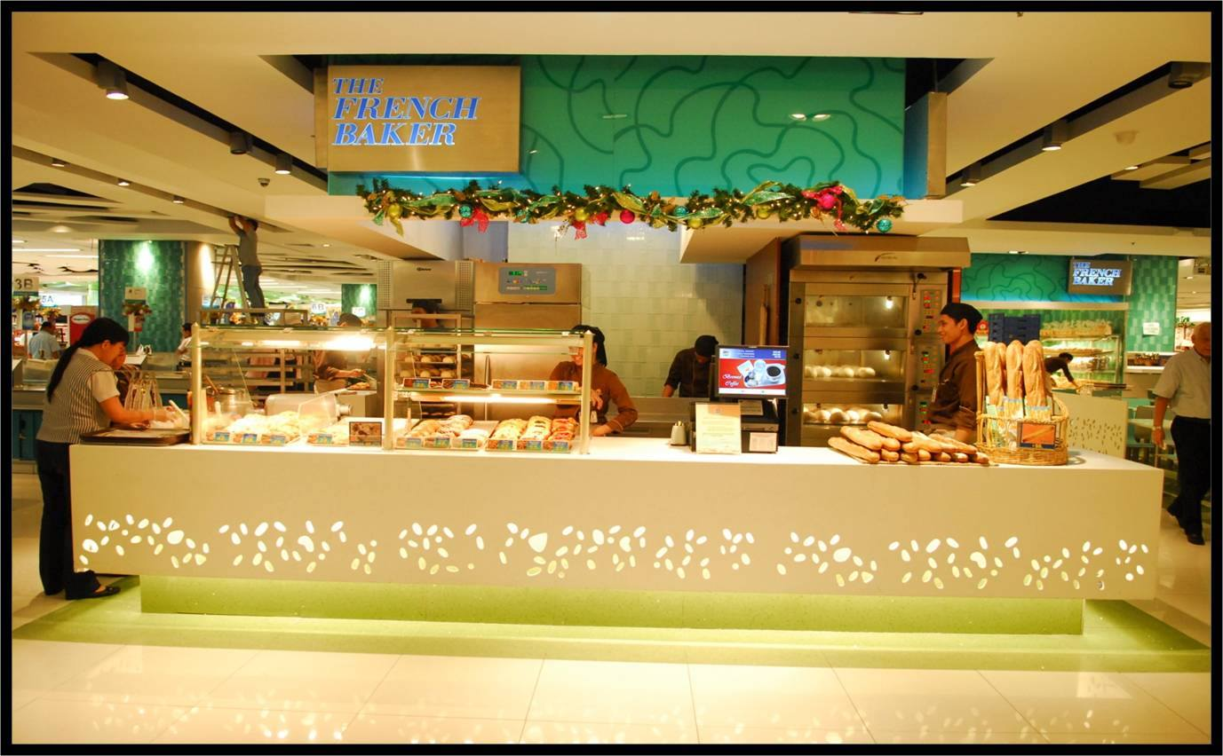 Photo from - The French baker Philippines