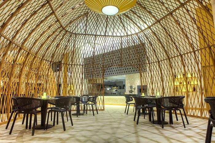 KUSINA Restaurant // Photo by Kandaya Resort
