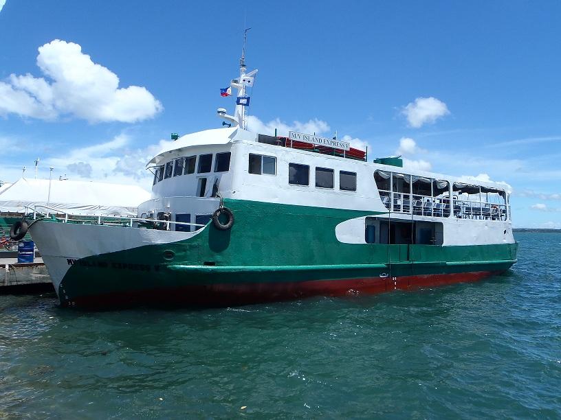 Super Shuttle Ferry. Photo from junvillegas.blospot