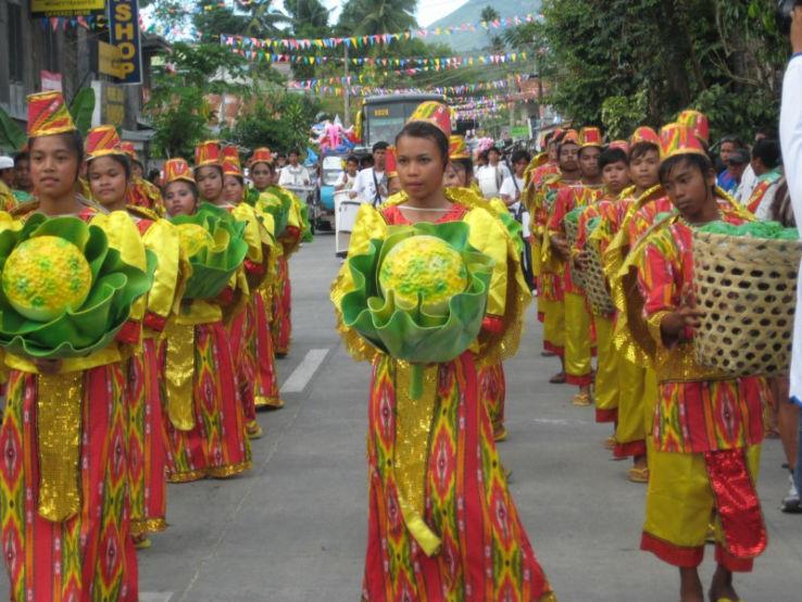 Hinatdan Festival. Photo from hellotravel