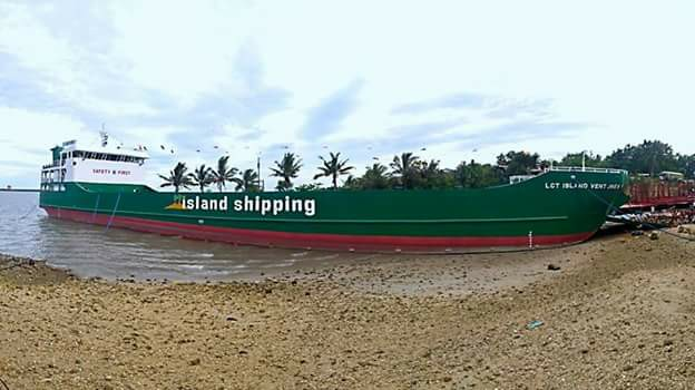 Island Shipping Lines