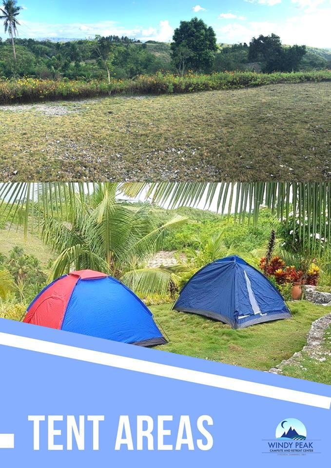 Windy Peak Campsite
