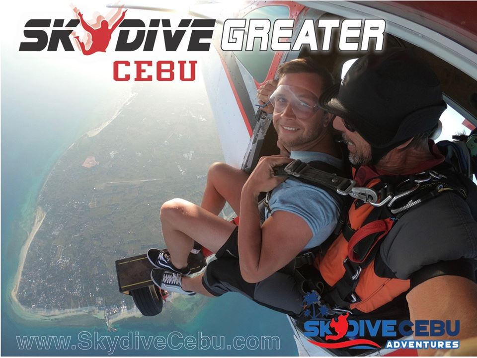 Photo from Skydive Greater CEBU