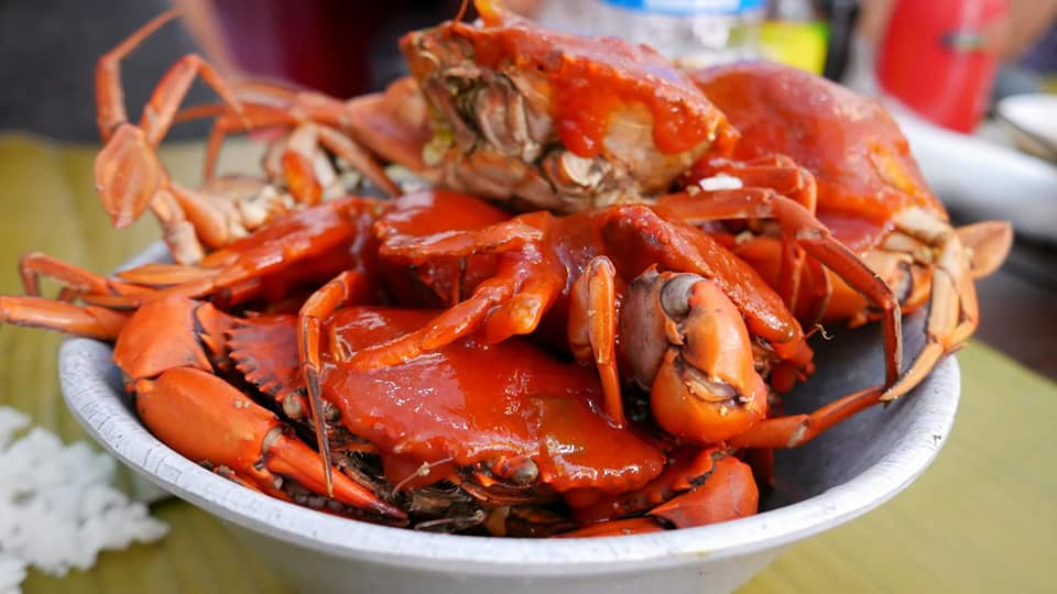 Grab a Crab