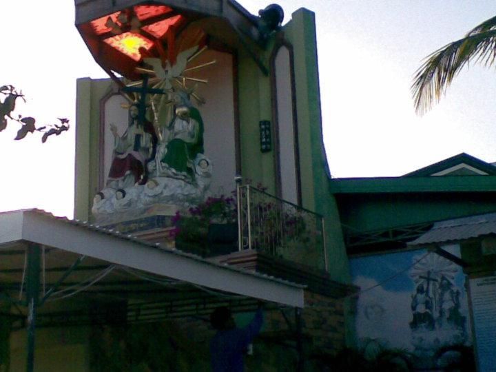 Holy Trinity Shrine San Fernando Cebu Page 4