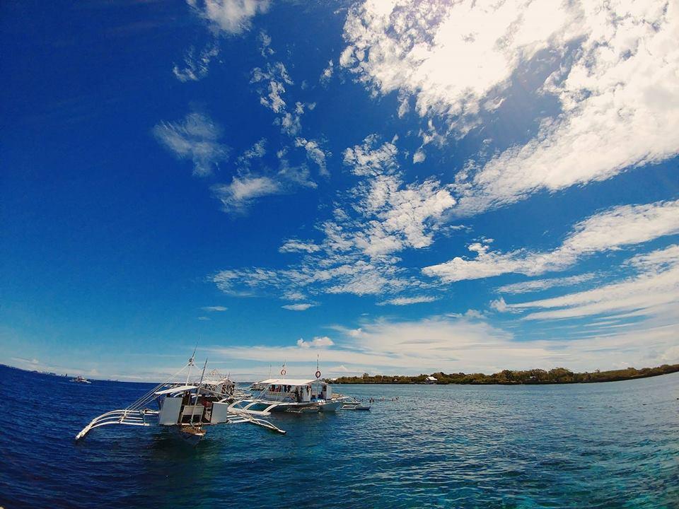 Gilutongan (Hilutongan) Island