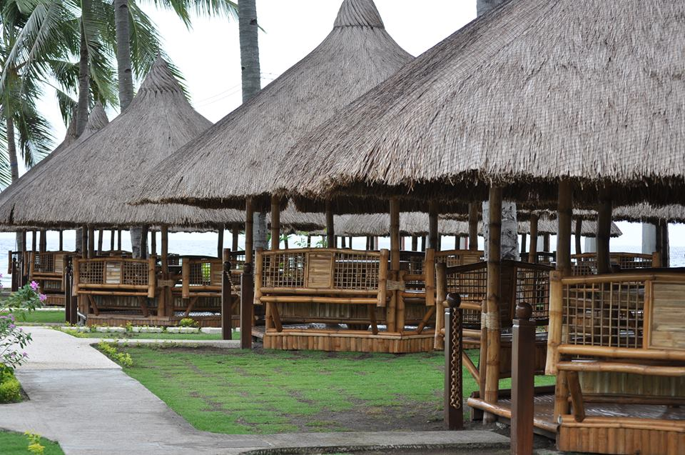The Gazebos // Photo from the resort's Facebook page