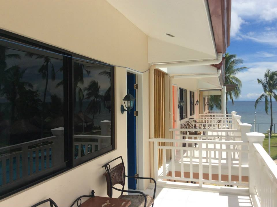 Veranda // Photo from the resort's Facebook page