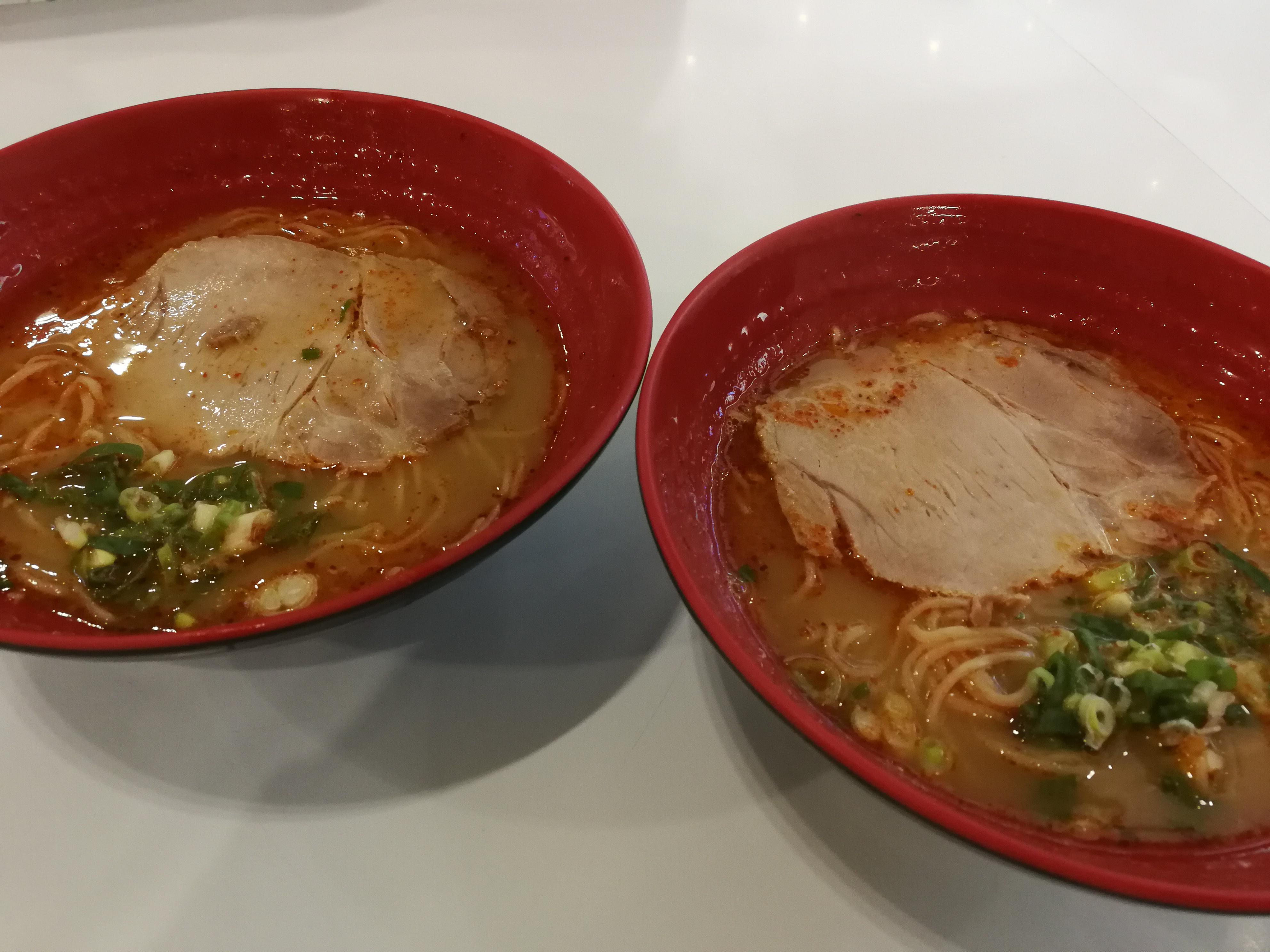 99 ramen spicy flavor