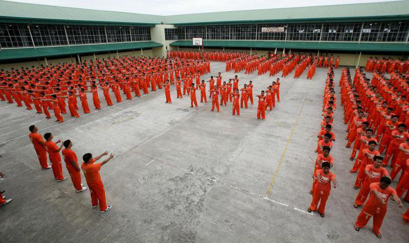 Cebu Dancing Inmates thriller