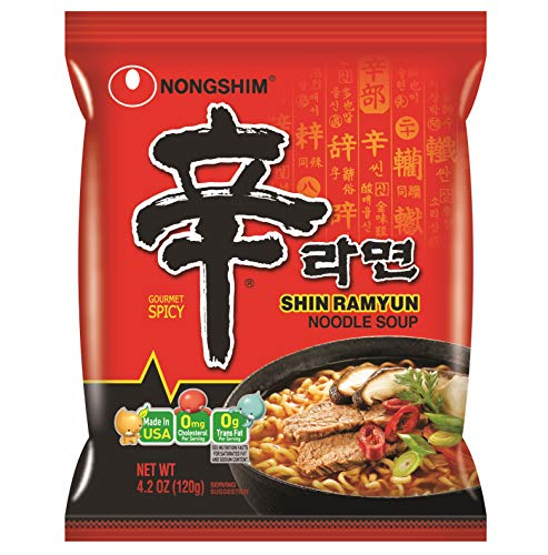 instant korean noodles