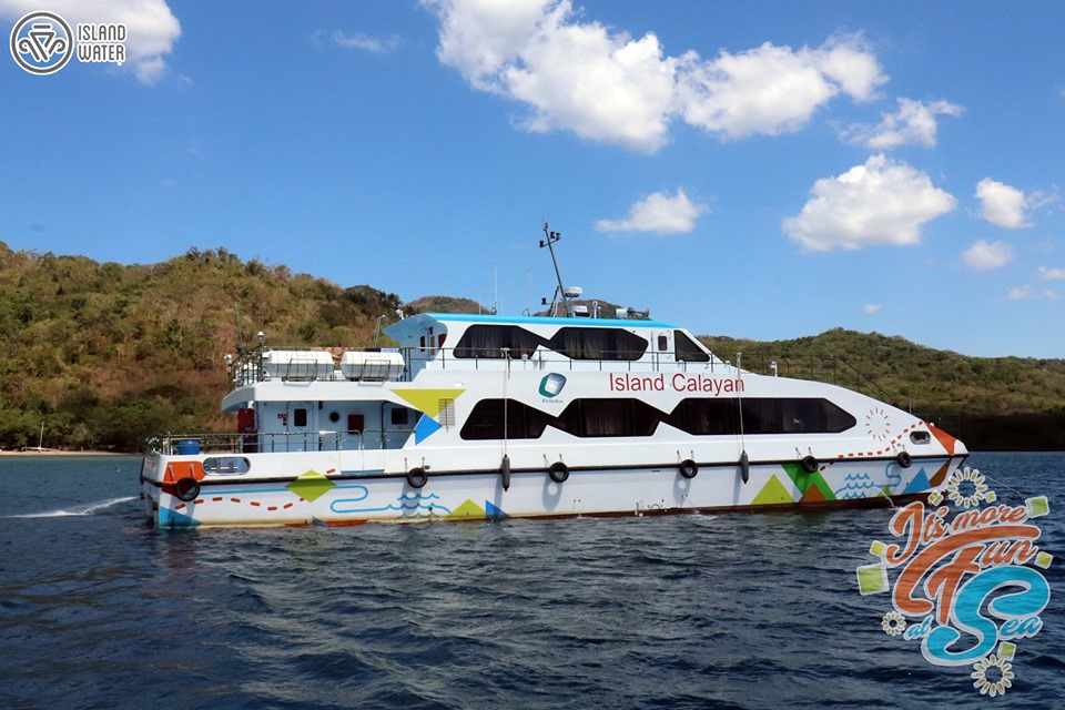 Island Water Fastcraft