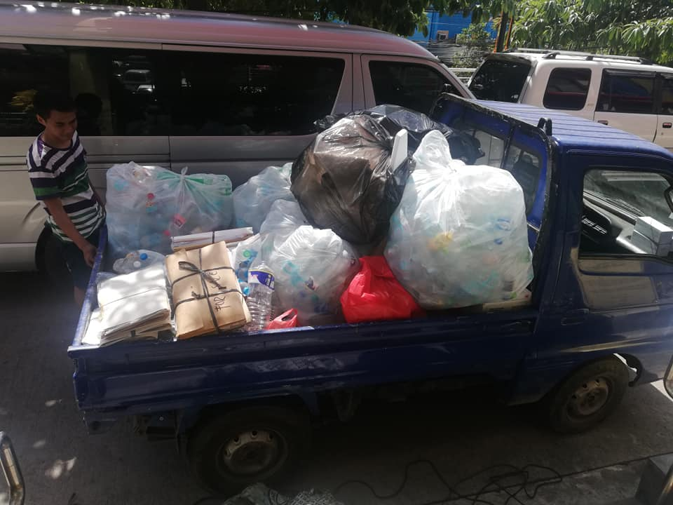 DENR's Trash for Cash Program